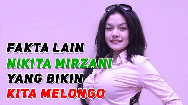 Fakta Nikita Mirzani