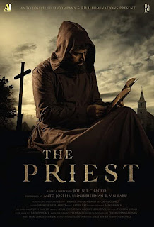 The Priest First Look Poster 2
