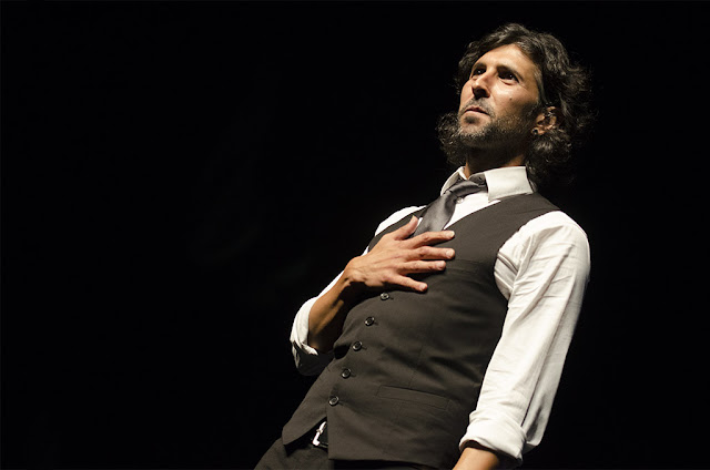Arcángel - Suma Flamenca - Teatros del Canal (Madrid) - 11/6/2015