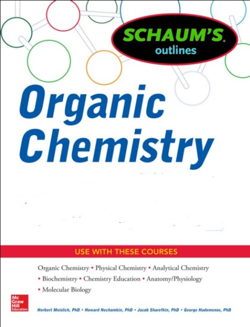 Theory and Problems of Organic Chemistry 3 Edition in pdf