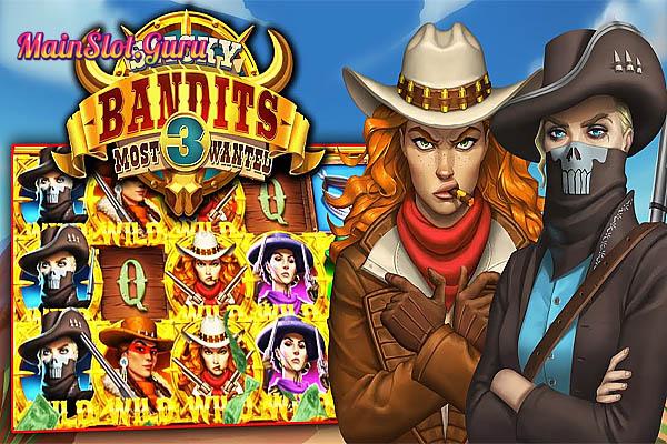 Main Gratis Slot Demo Sticky Bandits Most Wanted Quickspin