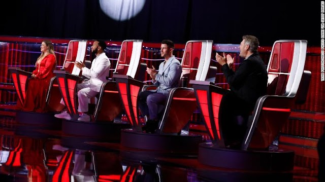 'The Voice' season final has come down to five finalists