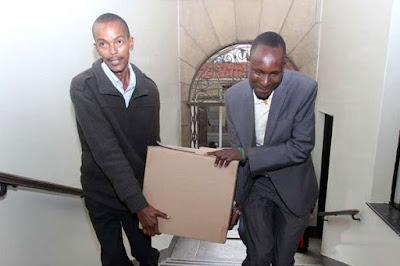 Harun Mwau petition over Uhuru Kenyatta  win. PHOTO   FILE