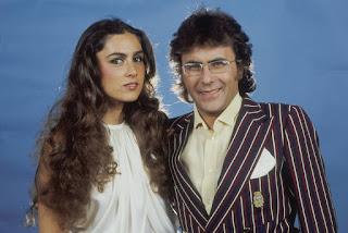 итальянский эстрадный дуэт Альбано и Ромина Пауэр