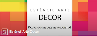 Estêncial Arte Decor