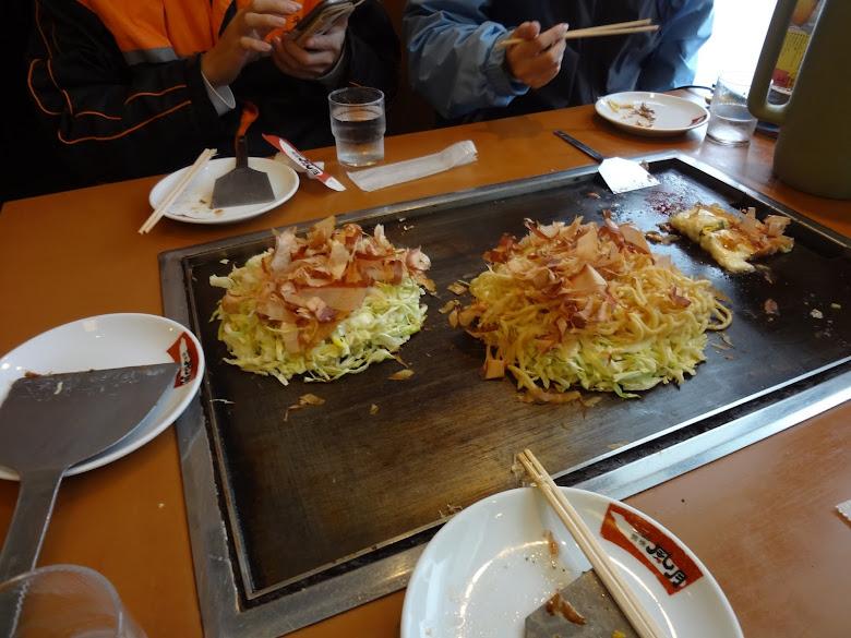 鶴橋風月吃燒物