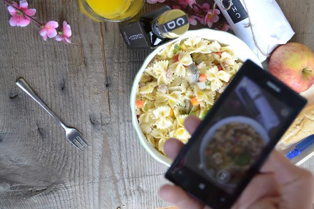 attrezzature food blogger