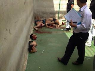 Bizarro - Novas decapitações comprovam que Pedrinhas é mesmo a penitenciária mais violenta do país