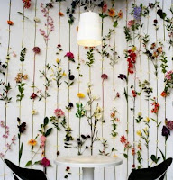 10 Hiasan Dinding Kamar dari Kertas Kado