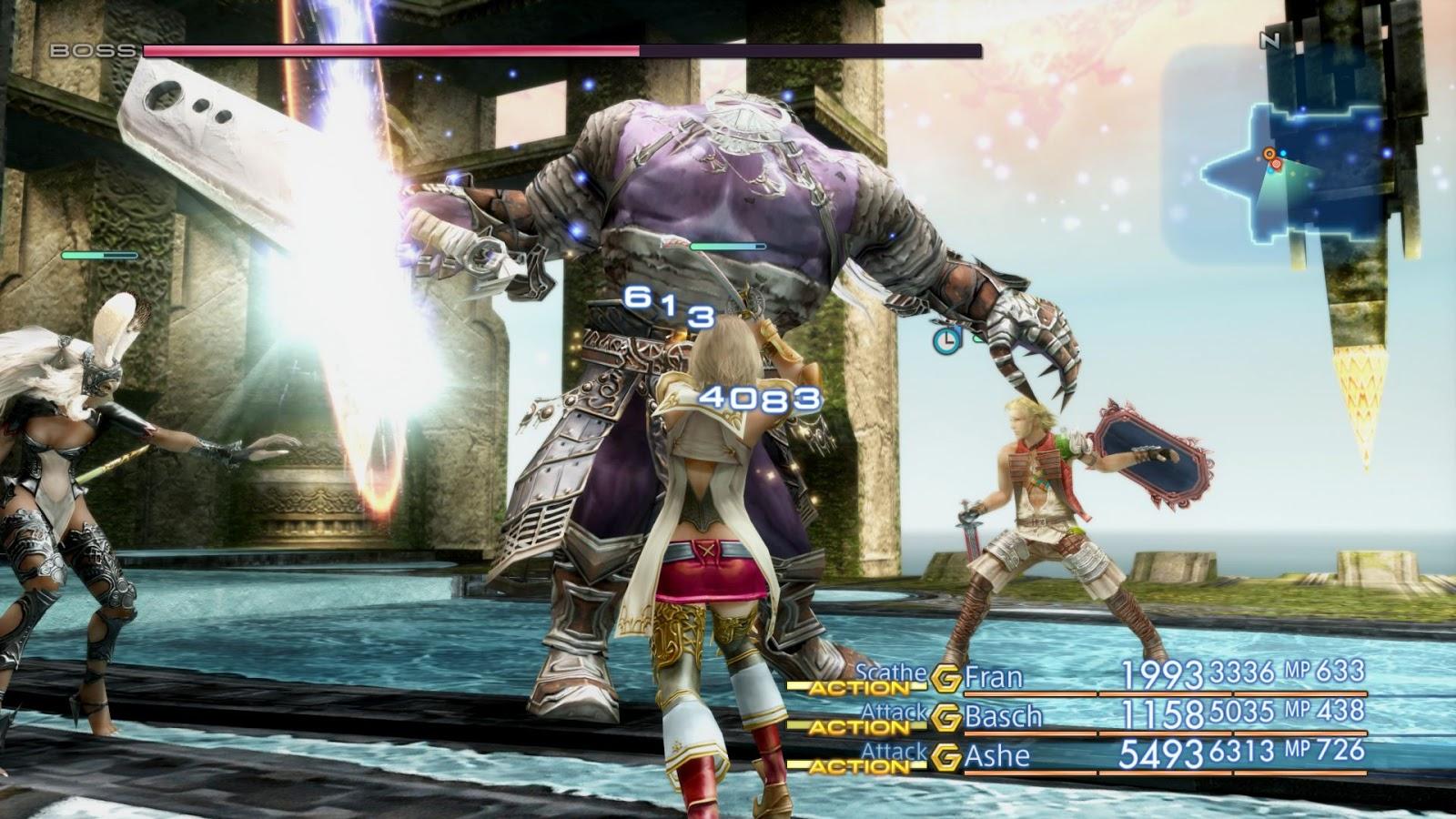 Final Fantasy XII The Zodiac Age PC ESPAÑOL (CPY) 3