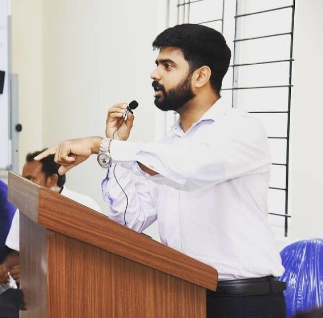 हौसला के आगे फीकी पड़ी गरीबी, नौकरी के साथ घंटे की पढ़ाई कर दूसरे प्रयास में नागार्जुन ऐसे बने IAS