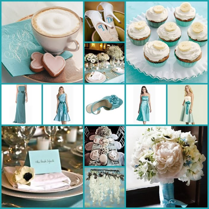 Tiffany Blue Wedding Decoration Ideas: :: GOINGKOOKIES In MELBOURNE ::: Tiffany Blue : Wedding