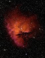 Star-Forming Region NGC 281