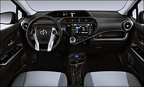 2018 Toyota Prius S Specs UK