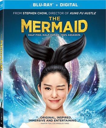 The Mermaid 2016 Dual Audio Hindi Bluray Movie Download