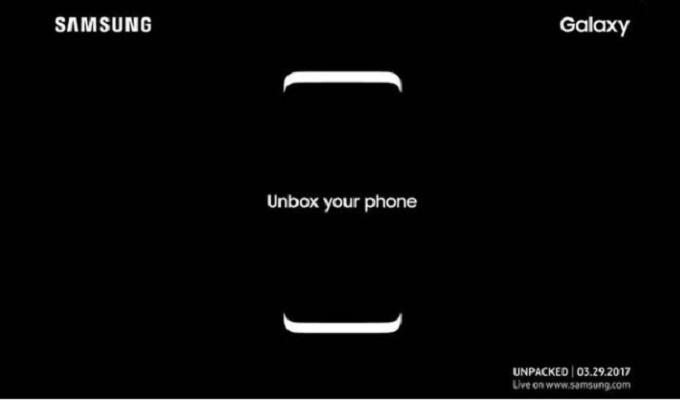 Terbongkar! Samsung S8 Diluncurkan Pada 29 Maret 2017