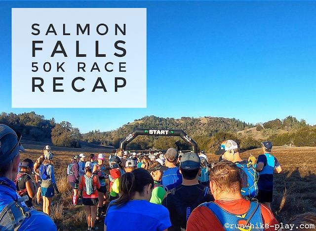 Salmon Falls 50K Race Recap 2/29/20