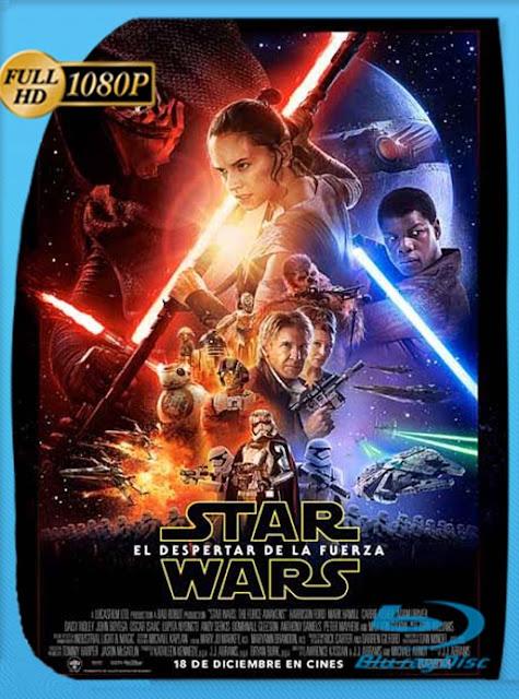 Star Wars : El Despertar de la Fuerza (2015) HD [1080p] Latino [GoogleDrive] SilvestreHD