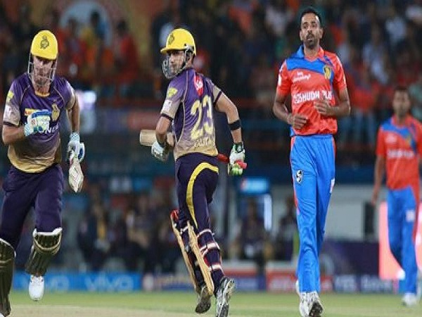 IPL 2017 : Match 3 : Result : KKR won by 10 Wickets