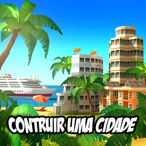 Paradise City: Island Sim Bay v2.4.4 Apk Mod [Dinheiro Infinito]