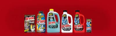 FREE Drano Product