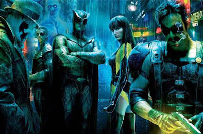 film watchmen superhero politik