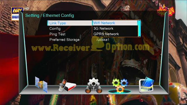 NEOSET i 5000 EXTREME HEVC H.265 4K 1507G 512 4MB OLD SOFTWARE WITH ARY DIGITAL HD OK