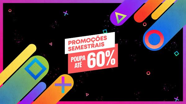 """Campanha """"Promoções Semestrais"""" arrancou ontem na PlayStation®Store"""