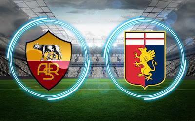 بث مباشر مشاهدة مباراة روما وجنوى اليوم