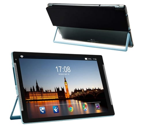 TJD 10 inch Android 10 Tablet with Stand and case