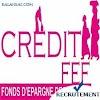 CREDIT-FEF recrute CONSEILLERS FINANCIERS