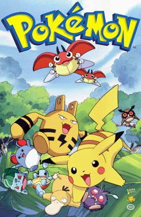 Pokémon Desenhos Torrent Download capa