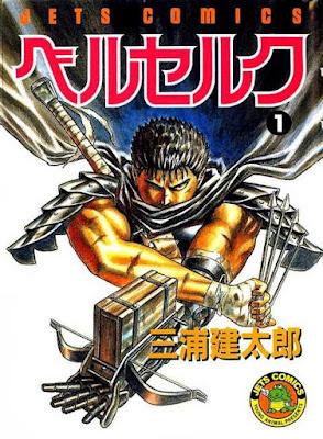 Berserk  Manga, En İyi Seinen Manga