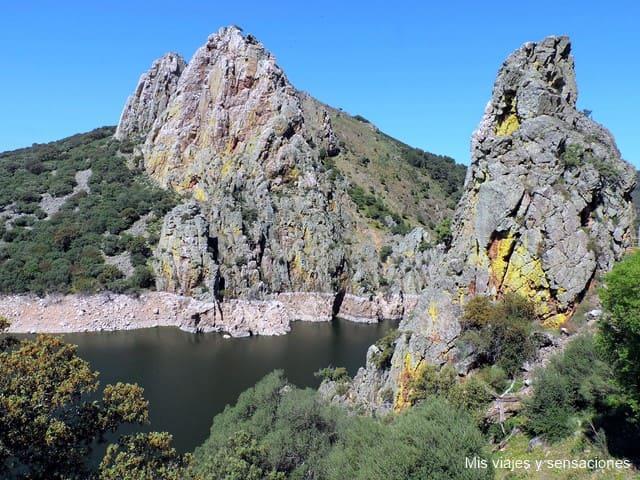 Salto del Gitano, Monfragüe, Extremadura