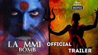 Lakshmi Bomb Full Movie in Hindi Download Filmyzilla