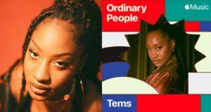 Music: Tems – Ordinary People (John Legend Cover)