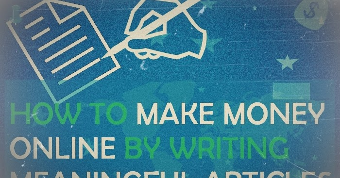 Websites To Make Money Online by Writing Tutorials