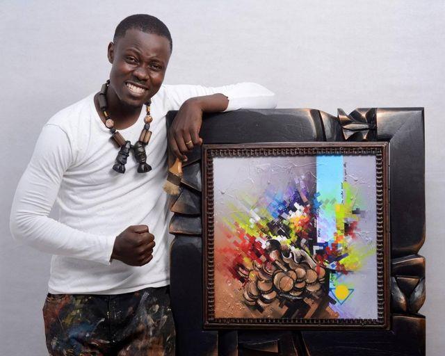 « Le jackpot » de M. Abosse ART au bout de votre clic