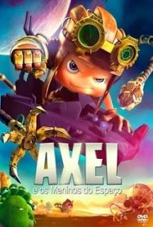 Baixar Axel e os Meninos do Espaço Torrent Dublado - BluRay 720p/1080p