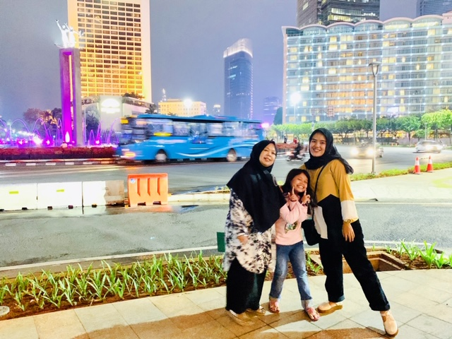 bunderan Hotel Iindonesia Jakarta