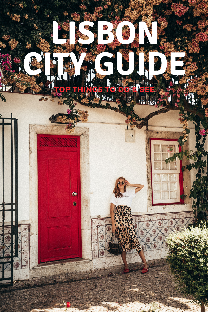 lisbon guide short city break weekend trip