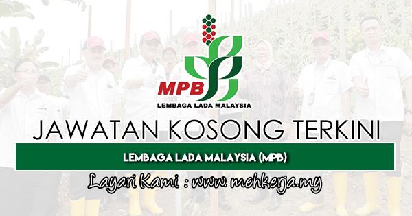 Jawatan Kosong Terkini 2019 di Lembaga Lada Malaysia (MPB)