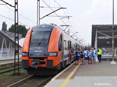 EN64-002, Koleje Małopolskie