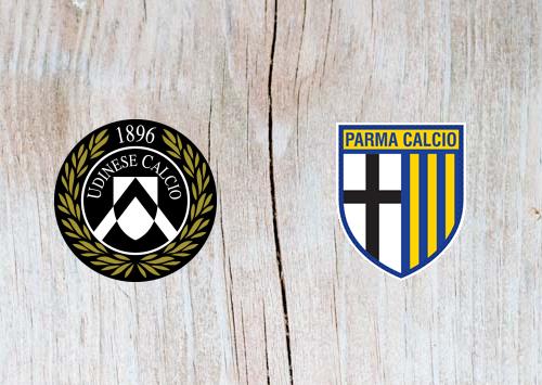 Udinese vs Parma - Highlights 19 January 2019