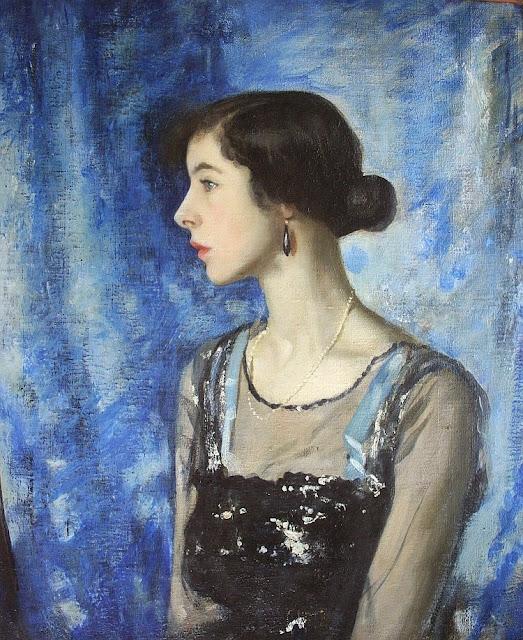 Archibald George Barnes - Portrait