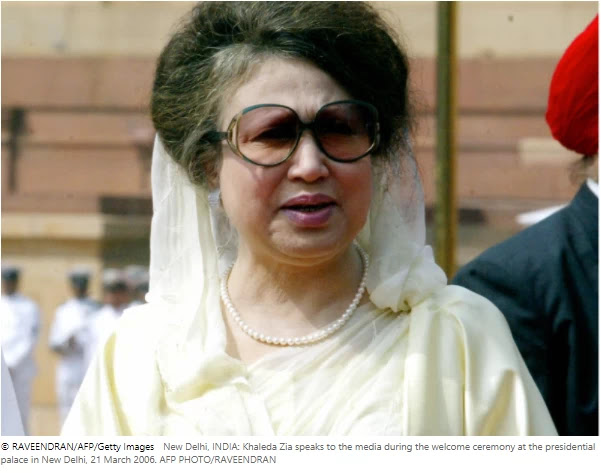 Appeal to family for extension of Khaleda's parole