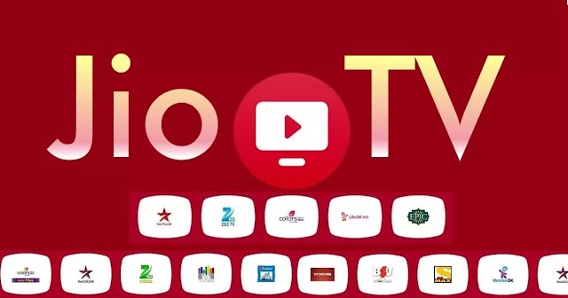 Jio Tv Latest Version with Id And Password
