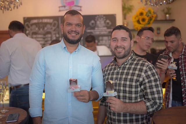David Palmet y Nicolás Castillo