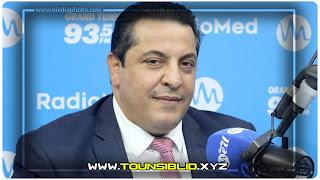 عاجل فرار شكري بلحسن وزير البيئة....