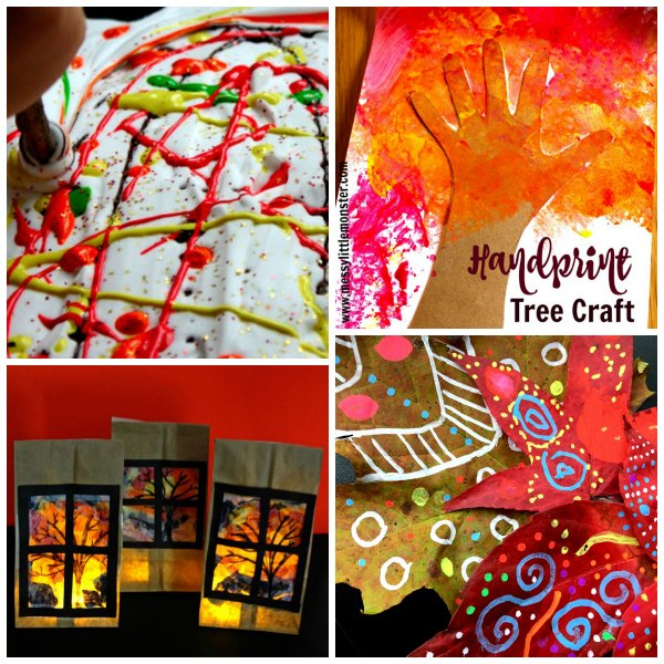 Autumn Crafts for Kids